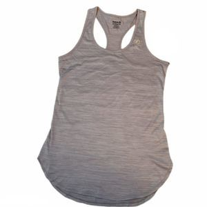 NWT Reebok Women's Gray Training Tank